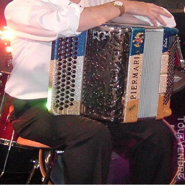cours d'accordéon à domicile