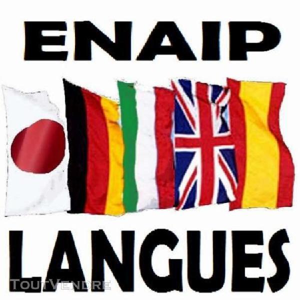 Cours d'anglais et d'allemand à metz