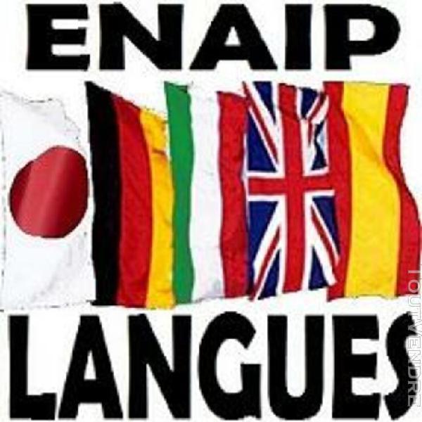 Cours d'anglais - préparation au toeic