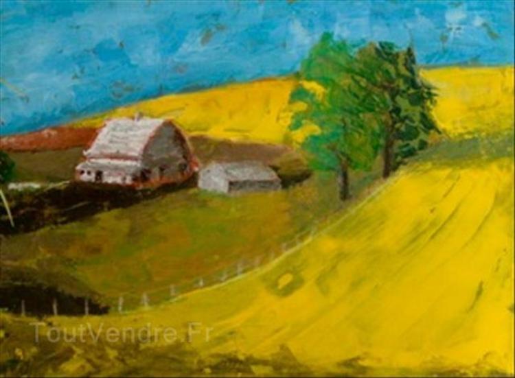 Cours de peinture à domicile
