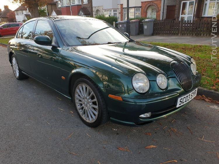 Jaguar s-type sport 3.0 v6 auto