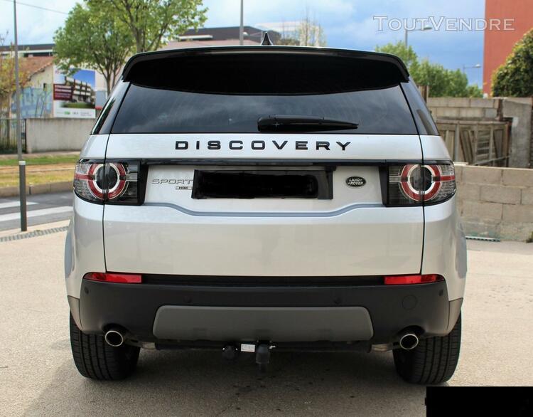 Land rover discovery sport 2.0 td4 (bi-turbo) 150 cv 8cv