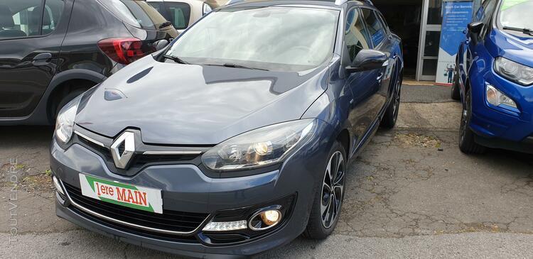 Renault megane iii estate bose