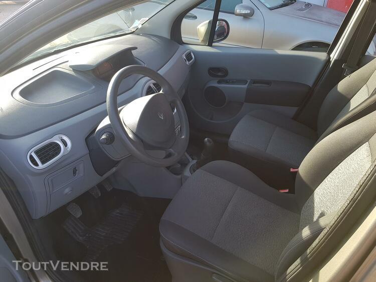"""Renault modus 1.2 ess confort """" reprise possible """""""
