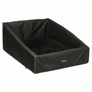 Trixie lit pour coffre de voiture 75 × 57 cm - noir - pour