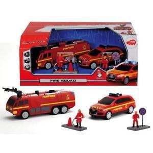 Dickie sos brigade de pompier - neuf dans l'emballage
