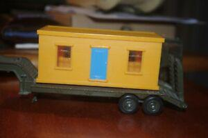 Solido demontable matchbox cabane chantier bungalow algeco