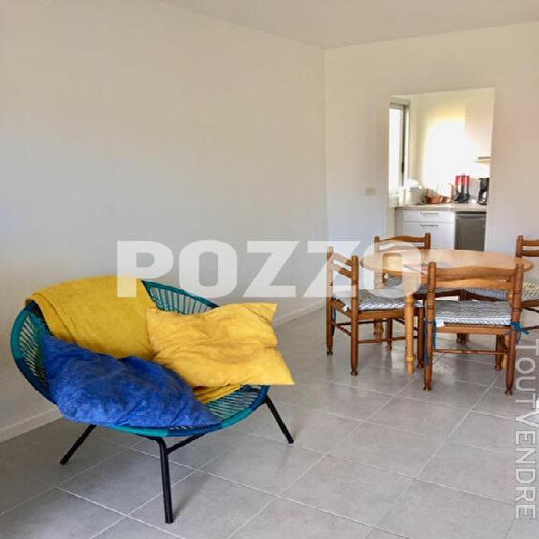 Appartement meublé de septembre à juin - 2 pièce(s)