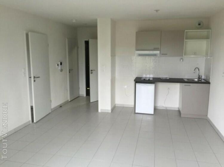Appartement recent