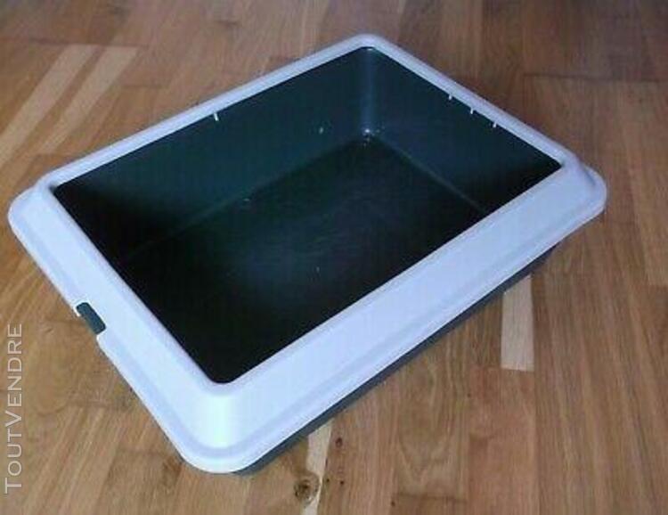 Bac a litiere ouvert 40x30 cm cat toilet medium size