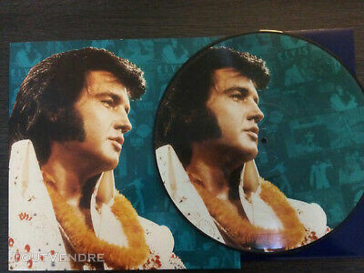 Elvis Presley Rare Lp 【 Loisirs D 233 Cembre 】 Clasf