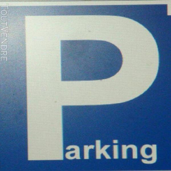 Parking / box issy les moulineaux 13 m2