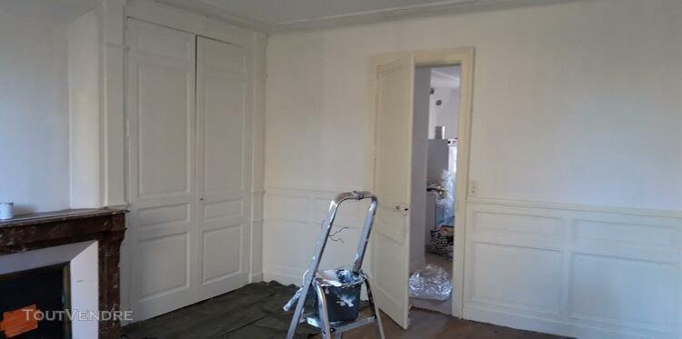 Peintre salon de provence rénovation appartement et