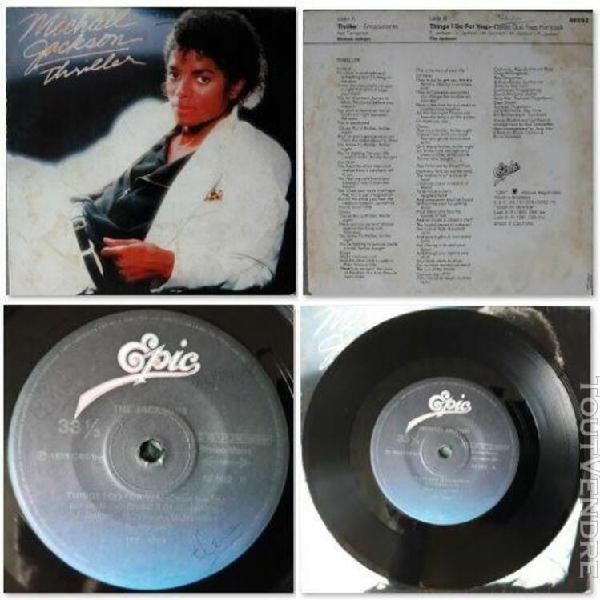 Thriller (single brésil 1983)