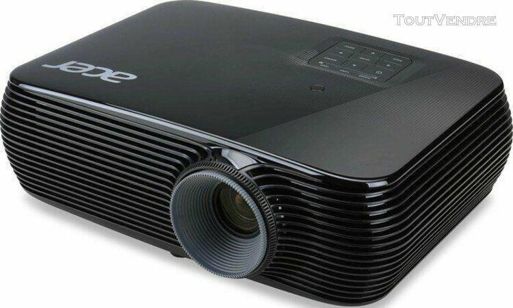 Acer p1186 - vidéoprojecteur dlp svga portable - 3300