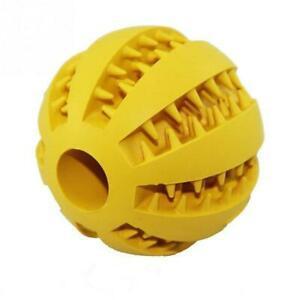 Allbusky jouet pour chien, balle rebondissante en