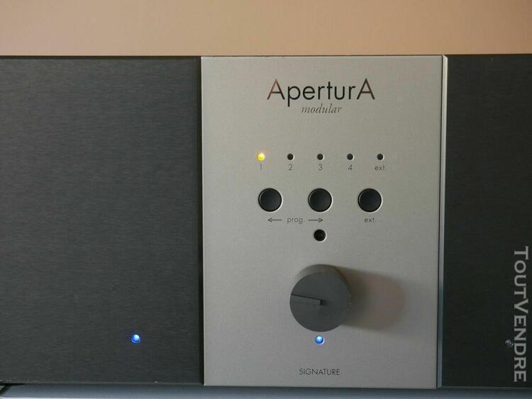 Amplificateur de marque apertura