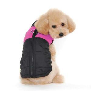 Ericoy vêtement-manteau pour chien pet animaux épais chaud
