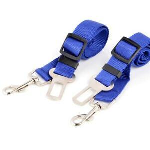 Neuftech 2x ceinture de securite retenue laisse reglable