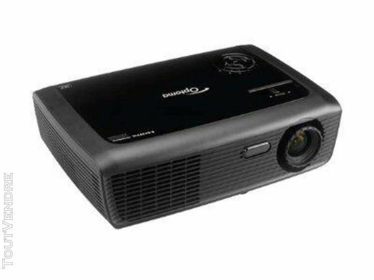Optoma optoma dw318 - projecteur dlp - portable - 2500 lumen