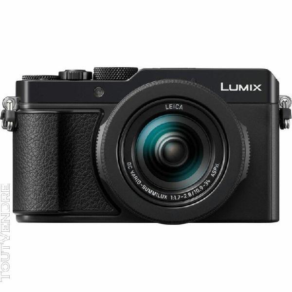 Panasonic compact expert lx100 ii leica 4/3 f1.7-2.8