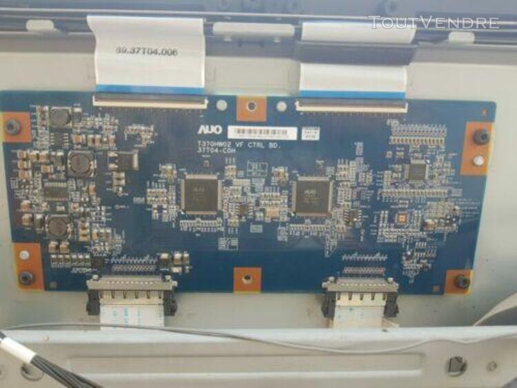 T-con t370hw02 vf ctrl bd 37t04-c0h pour philips 37pfl9604h/