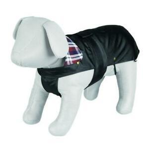 Trixie manteau paris m- 50 cm noir pour chien