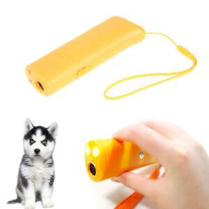 Ultrasons anti aboiement stop aboiement dressage chien
