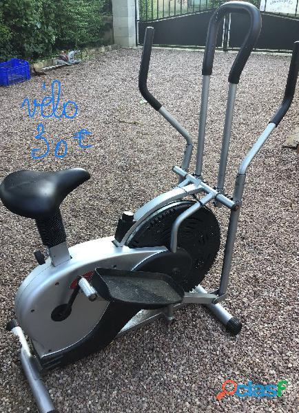 Vélo de gym 2 en 1 occasion