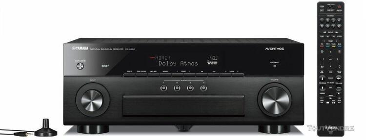 yamaha yamaha musiccast rx-a880 amplificateur home-cinéma
