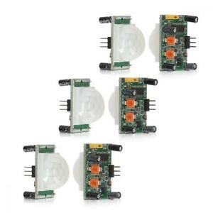 Kwmobile 3x module capteur de mouvement - sensor pir