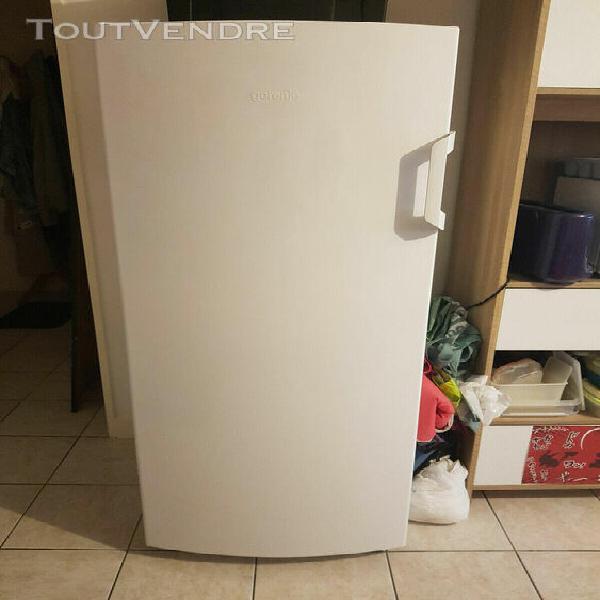 Réfrigérateur avec freezer, 1 porte, tiroir légume,