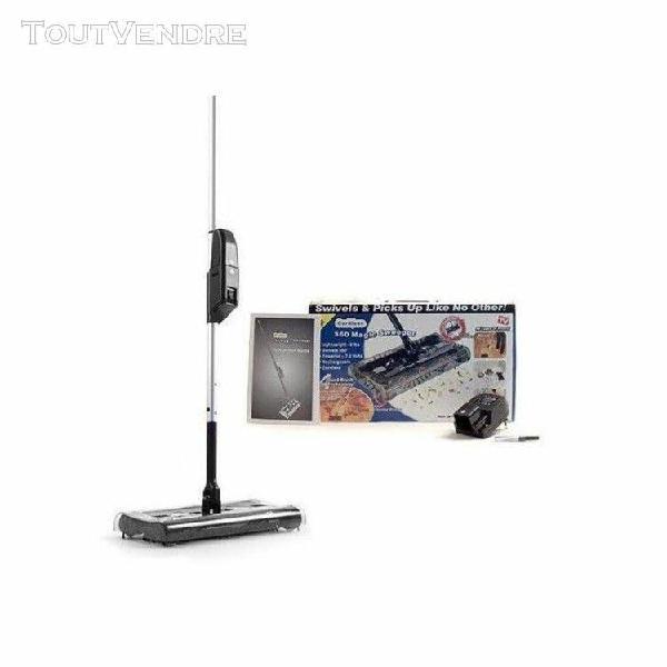 Balai electrique rectangulaire magic sweeper