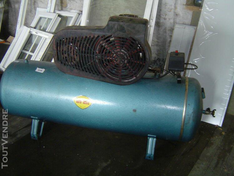 Compresseur auto agric 300 litres