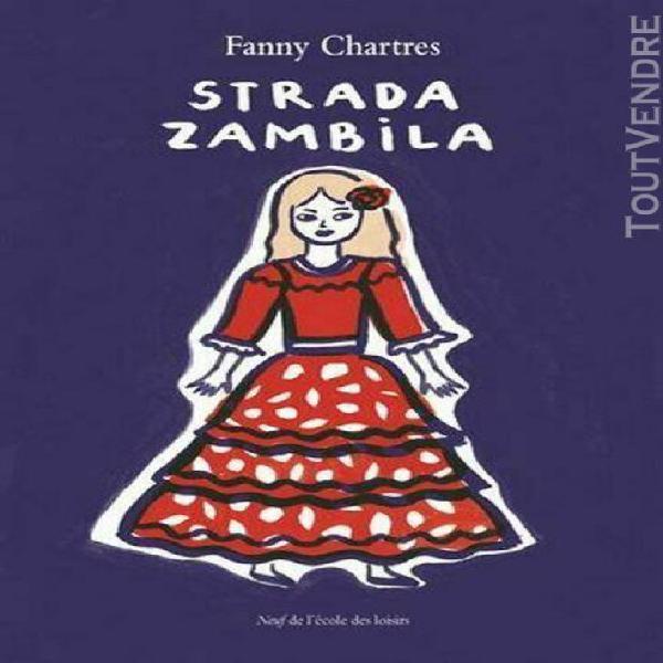 fanny chartres - l'ecole des loisirs