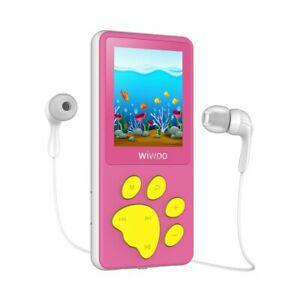 Mini lecteur mp3 enfant, jeux, minuterie de sommeil,
