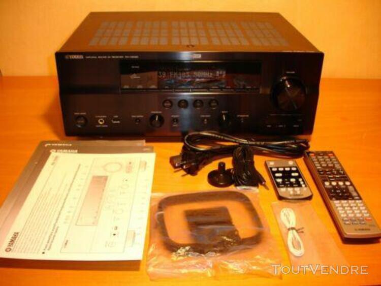 Amplificateur yamaha rx-v2065 natural sound av receiver dsp