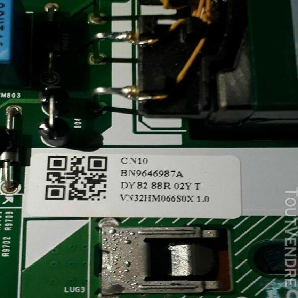 carte mère alimentation ue32n4005aw bn9646987a vd_nt17l_32