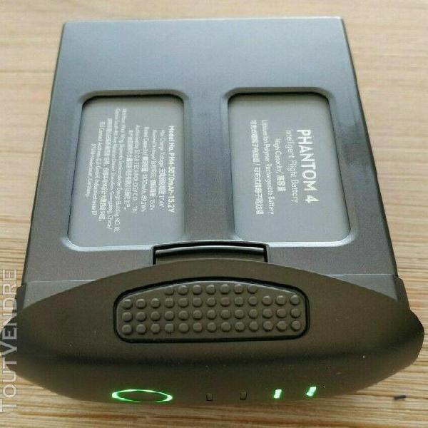 Dji p4 part113 - batterie pour drone phantom 4 pro obsidian
