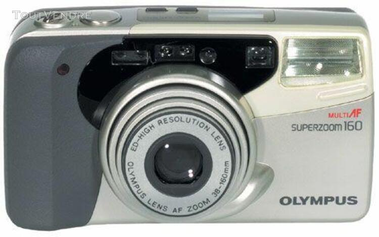 Olympus olympus superzoom 160