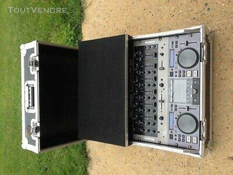 Regie dj table mixage numark controleur dj pioneer flight ca