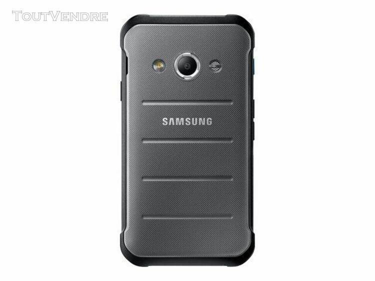 Samsung samsung galaxy xcover 3 8 go argent foncé