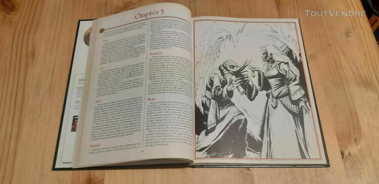 Ad&d - tsr - player's option: skills & powers - vo