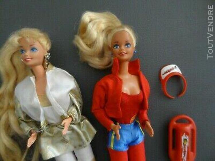 Barbie datant poupée Ken
