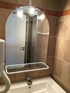Miroir salle bain tablette 【 OFFRES Janvier 】 | Clasf