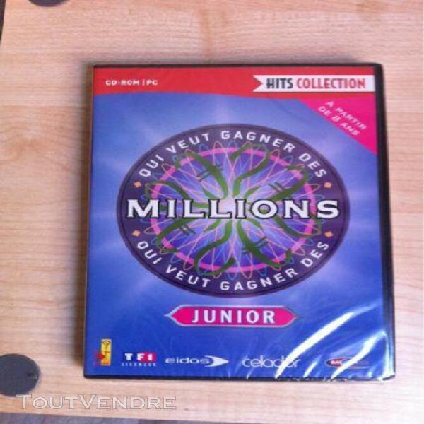 Qui veut gagner des millions junior - hits collection
