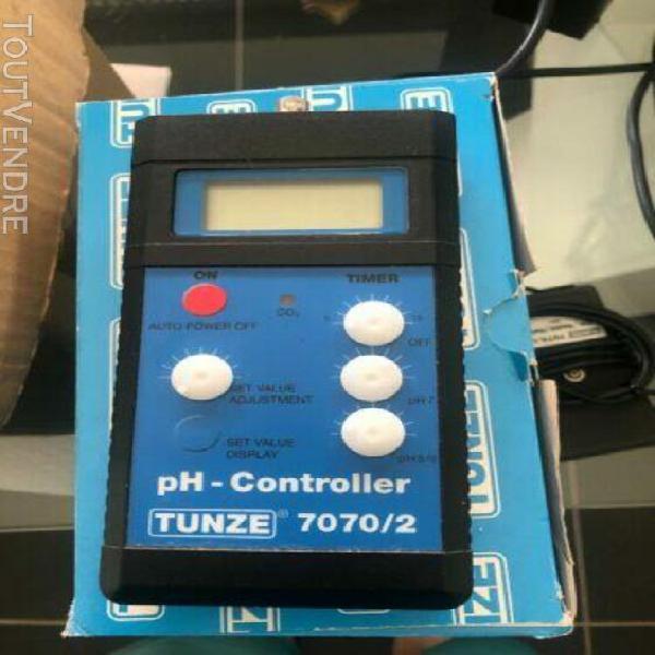 Tunze 7070/2 ph metre ph controller + électrovanne