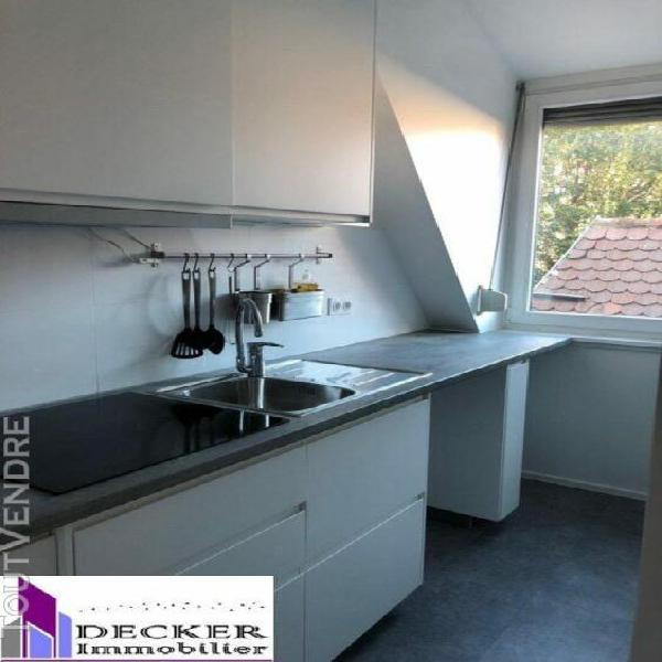1 pièce 29 m² dans résidence séniors