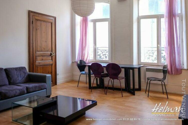 appartement de type 2 meublé