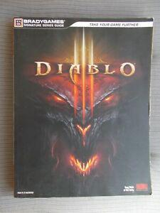 diablo iii / guide de strategie / bradygames